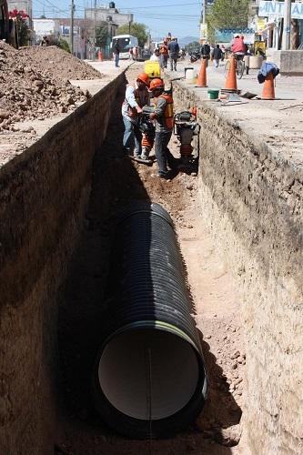 CEAG concluye obras de agua y drenaje en Salvatierra y Cortazar ...