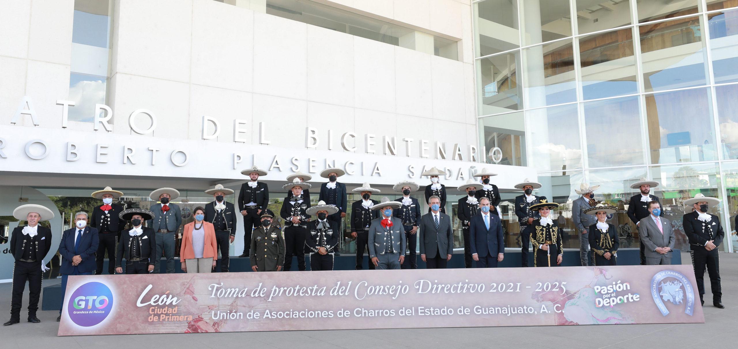 Charrería guanajuatense, Patrimonio Cultural Inmaterial de la Humanidad_01