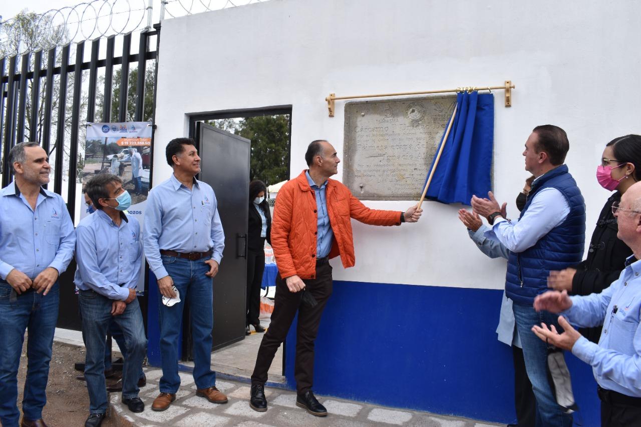 Inauguran obras del Acuaférico, Centro de Control del sistema de agua  potable y anuncian nueva planta de tratamiento de aguas residuales para San  Miguel de Allende – Boletines Dependencias